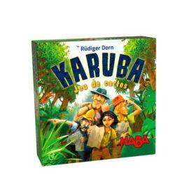 Karuba - Jeu de cartes - Haba