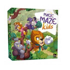 Magic Maze Kids - Jeu coopératif