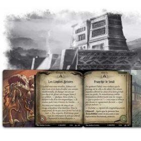 Horreur à Arkham - Par delà les limites - JCE