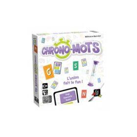 Chrono-Mots - Jeu de cartes