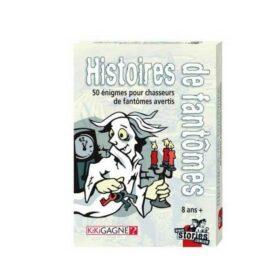 Black Stories - Histoire de fantômes