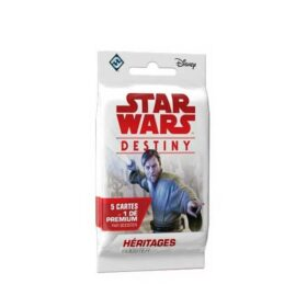 Star Wars Destiny - Booster - Heritages