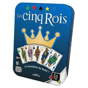 Les cinq rois - Jeu de cartes