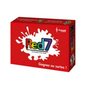 Red 7 - Jeu de cartes