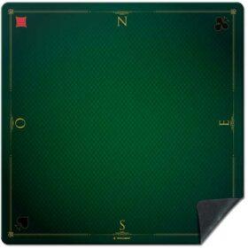Tapis de cartes - Prestige Vert