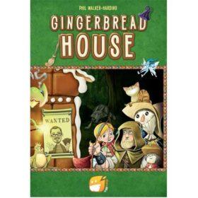 Gingerbread House - Jeu de société
