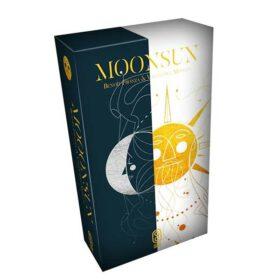 MoonSun - Jeu de cartes pour 2 joueurs