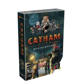 Catham City - Gigamic