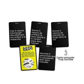 Juduku - Jeu de cartes