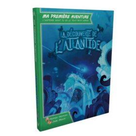 Ma première aventure : Découverte de l'Atlantide