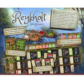 Reykholt - Jeu de plateau
