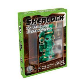 IQ System - Sherlock - Tombe de l'archéologue