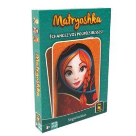 Matryoshka - Jeu de cartes
