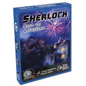 IQ System - Sherlock - Mort un 4 juillet