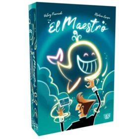 El Maestro - Jeu de cartes