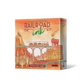 Rail Road Ink : Edition Orange
