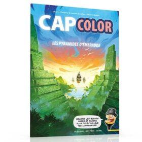 Cap Color - Les pyramides d'Emeraude