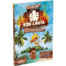 Escape Book - Koh-Lanta