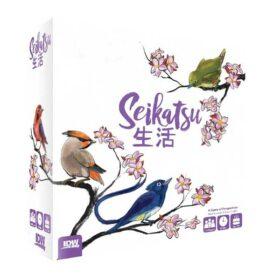Seikatsu - jeu de société