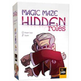 Magic Maze - Hidden Role