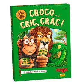 Croco....Cric, Crac