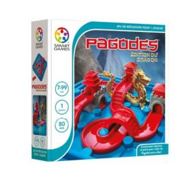Pagodes - Edition du dragon
