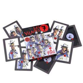 Les 7 Vilains - jeu de cartes