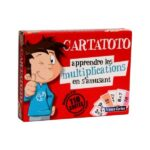 Cartatoto - Les multiplications