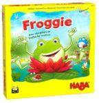 Froggie - Jeu de société - Haba