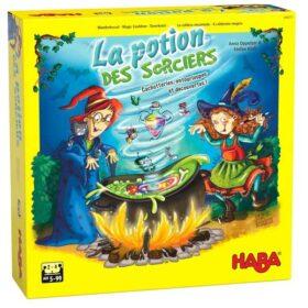 La potion des sorciers - Haba