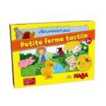 Mes premiers jeux - Petite ferme tactile