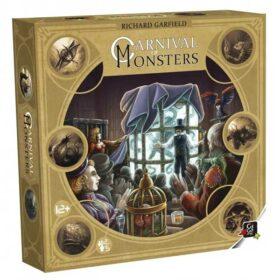 Carnival of Monsters - Jeu de société