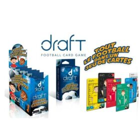 Draft Football Card