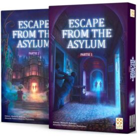 Escape from the asylum - Jeu d'escape game coopératif