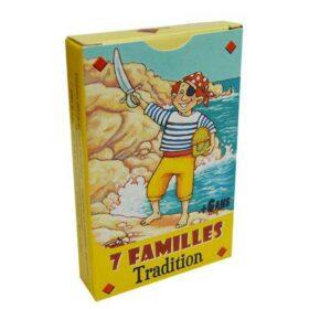 Jeu de 7 familles - Tradition