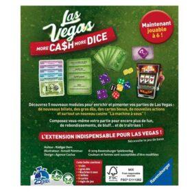 Las Vegas - More cash and dice - Extension