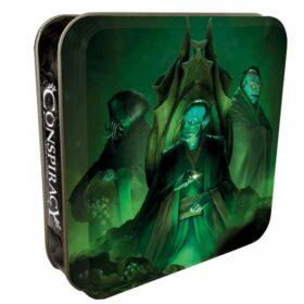 Abyss Conspiracy - vert