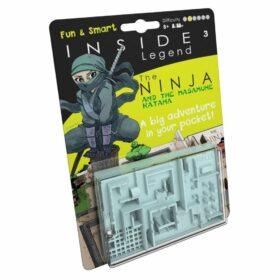 Inside 3 Legend - The Ninja and the Masamune Katana