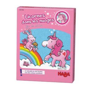 La licorne dans les nuages - Jeu de cartes