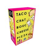 Taco Chat Bouc Cheeze Pizza