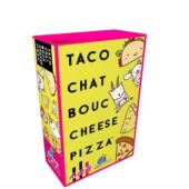 Taco Chat Bouc Cheeze Pizza