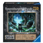 Escape Puzzle - Histoire de Loups - Ravensburger