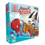 Kraken Attack - Jeu coopératif