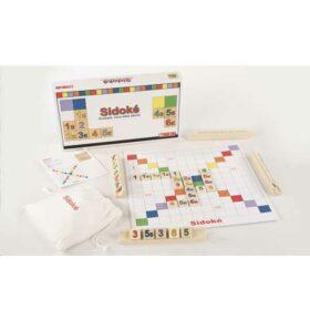 Sidoke - Jeu de plateau