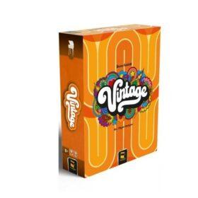 Vintage - Jeu de cartes