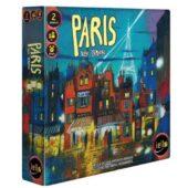 Paris - Ville Lumière - Jeu de société