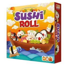 Sushi Roll - Jeu de dés