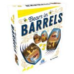 Bears in Barrels - Jeu d'adresse