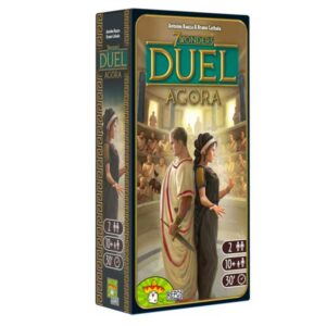 7 Wonders Duel - Extension Agora