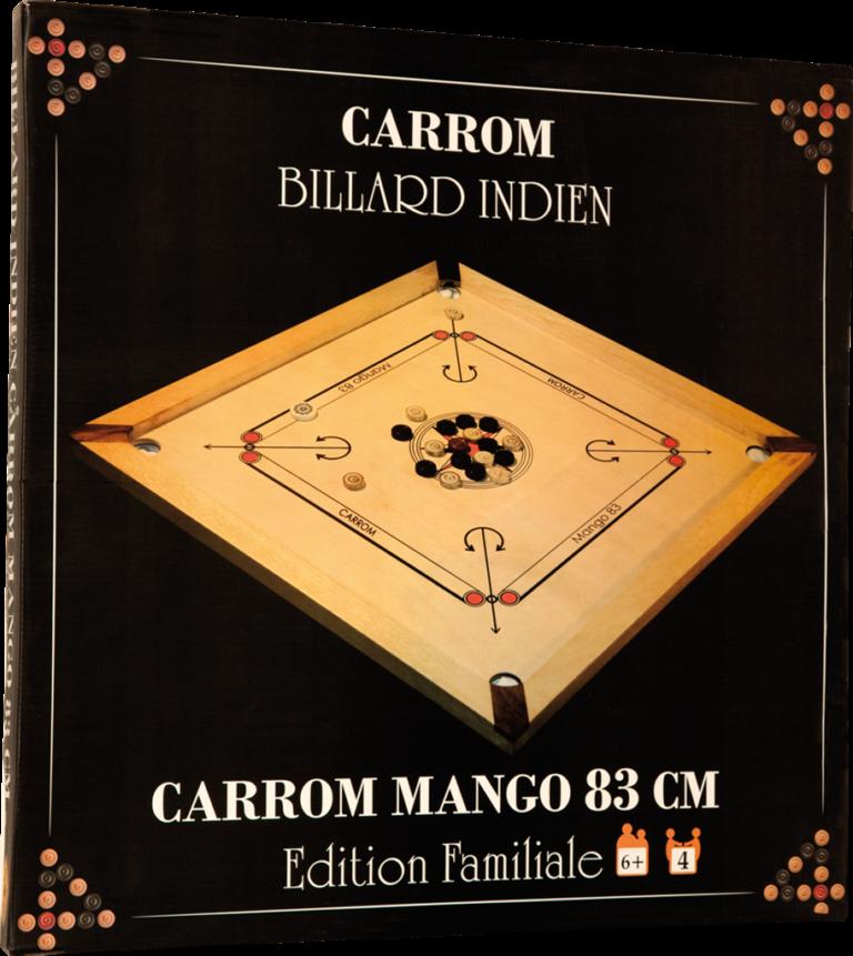Carrom - Mango - 83x83cm